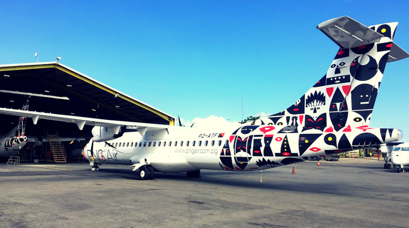 PNG Air fleet welcomes new addition.