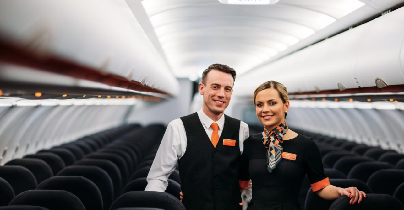 EasyJet announces major recruitment drive.