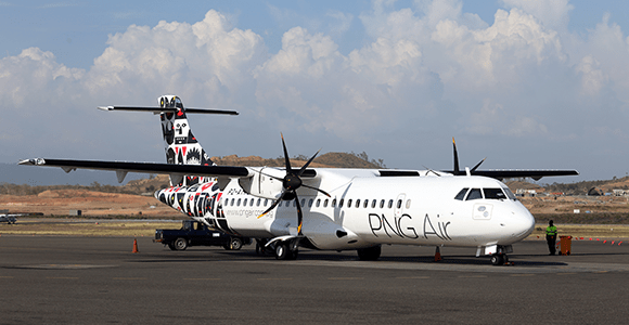 PNG Air\'s CEO on the new codeshare agreement with Virgin.