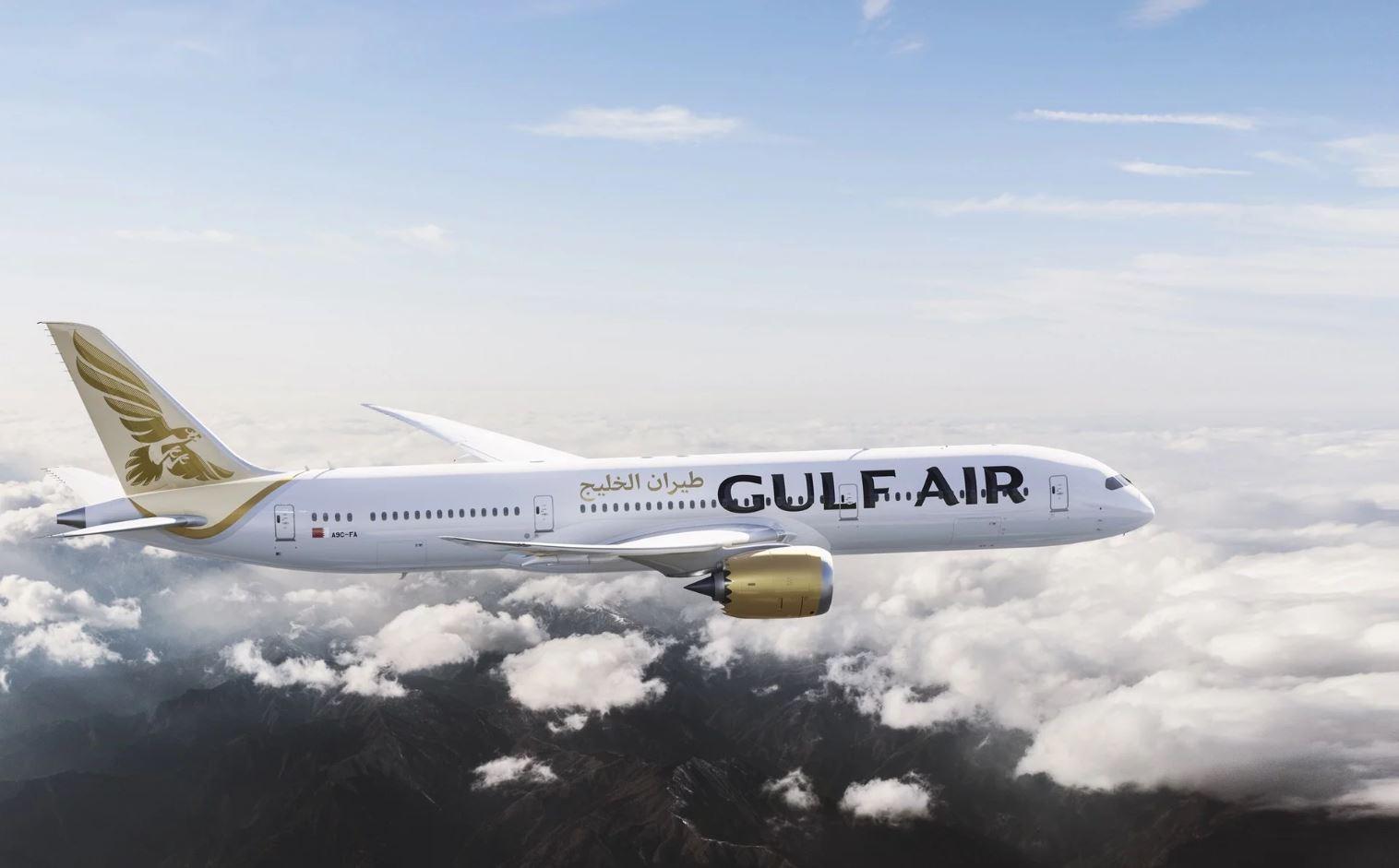 Gulf Air.