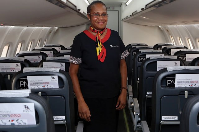 PNG Air to improve schedule.
