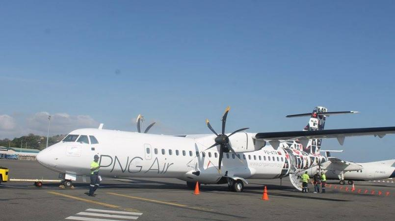 PNG Air takes proven flight to Hagen and Wewak today.