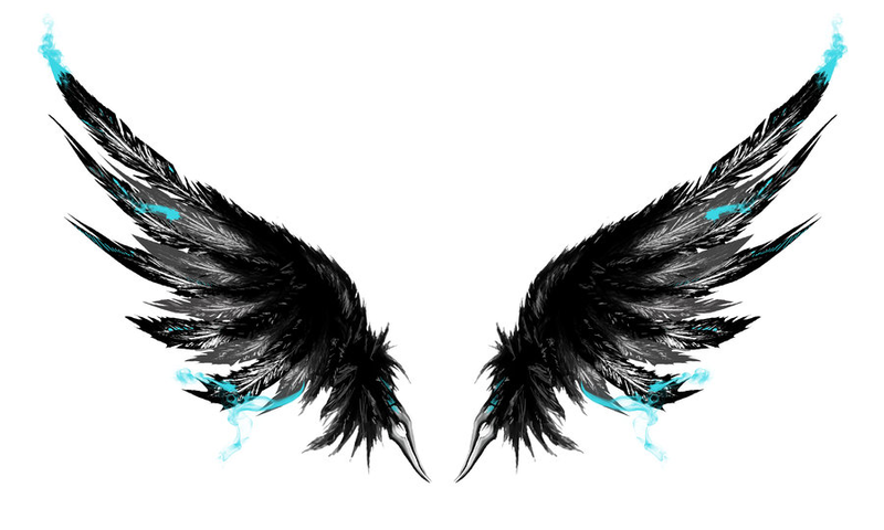 Download Free png Full hd wings png by me. bhai.