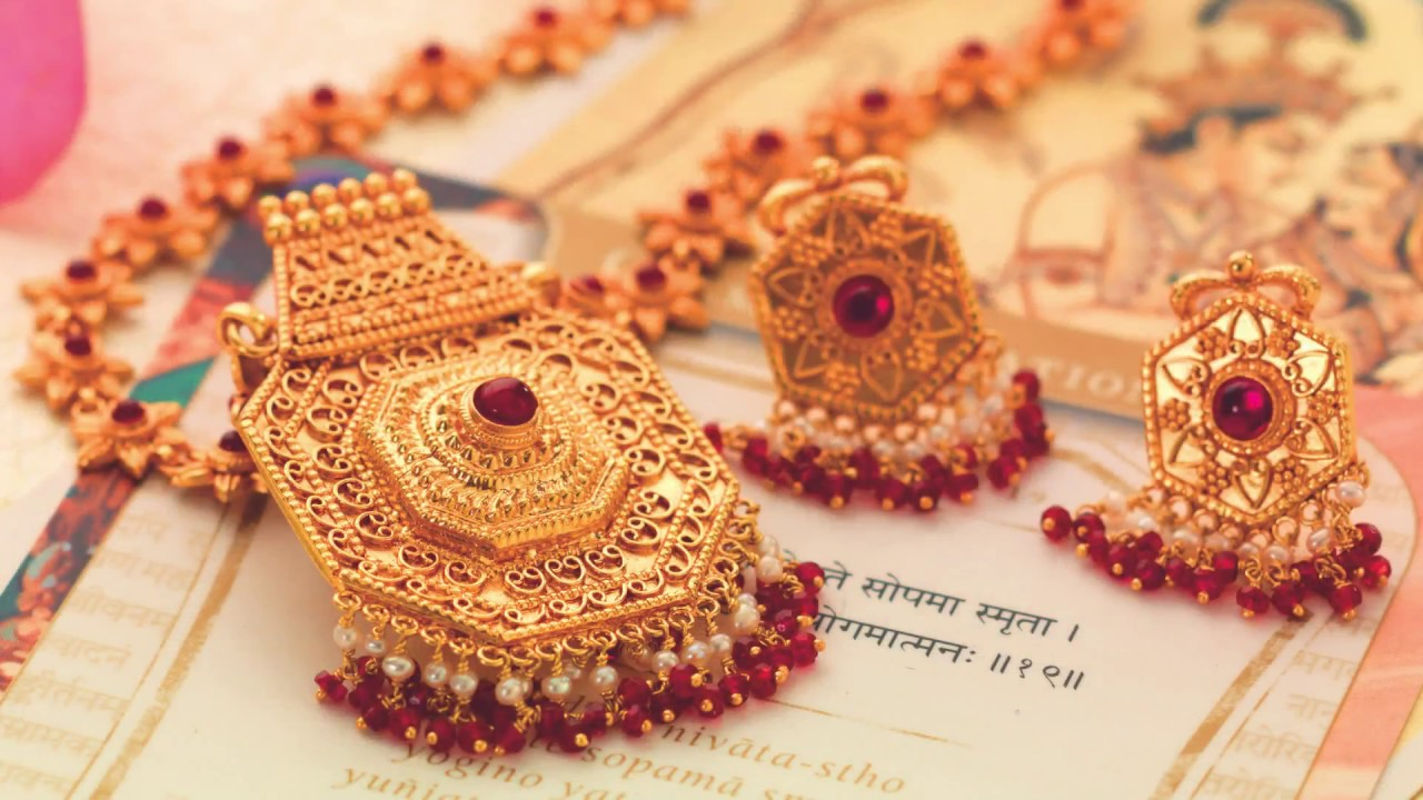 Temple Jewellery Classics Collection.