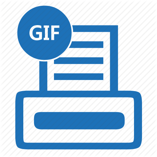 Animation, gif, motion, movable icon.