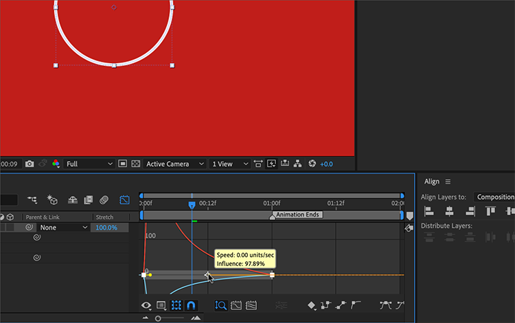 How to Create an Animated Circle Burst in Adobe After Effects.
