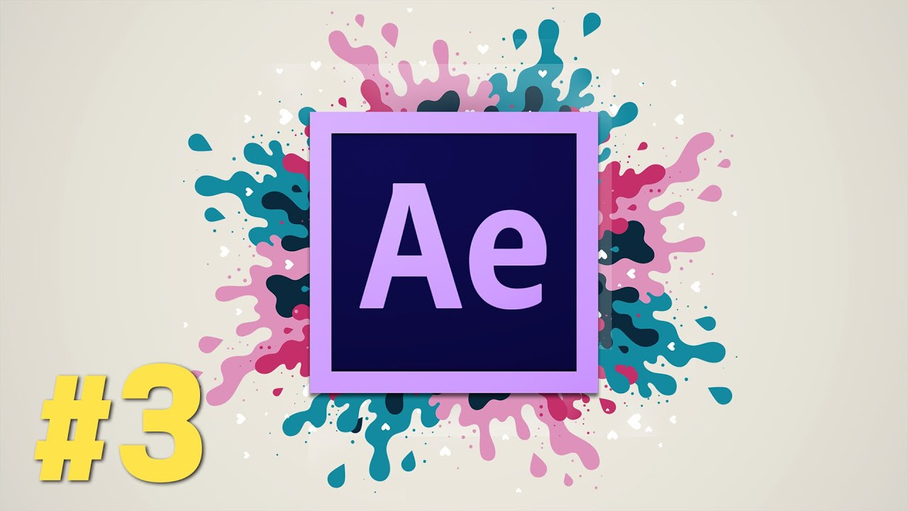 Logo Animation in After Effects.