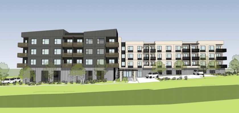 Chula Vista sued over apartment project near Bonita Road.