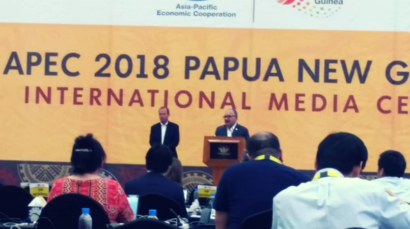 APEC 2018 concludes.