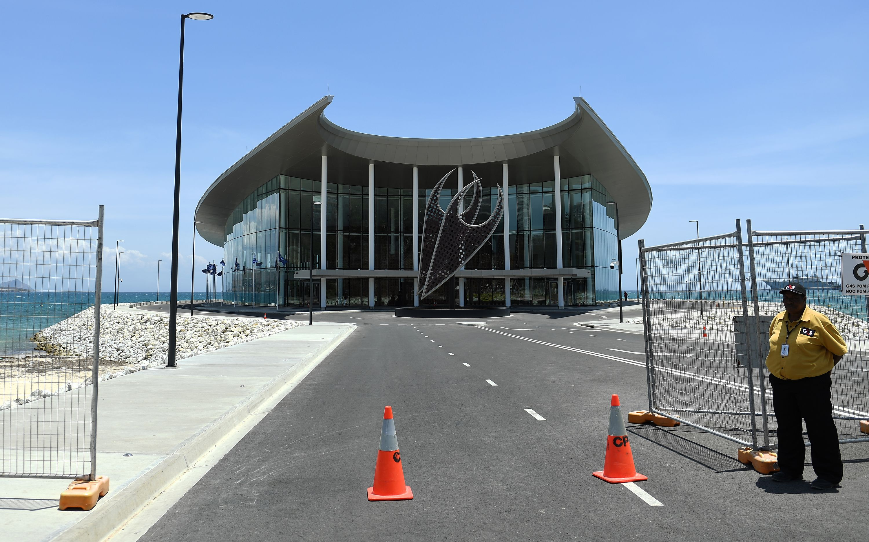World Leaders Descend on Papua New Guinea for APEC Summit.