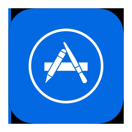 App, mac, metroui, store icon.