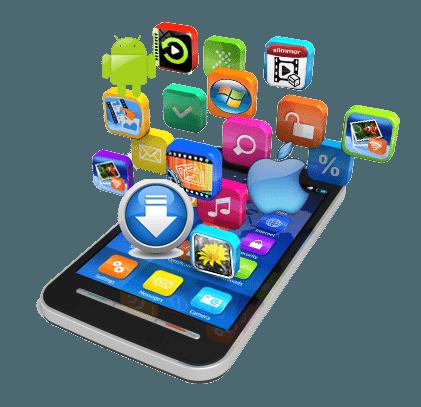 Mobile App Downloads.