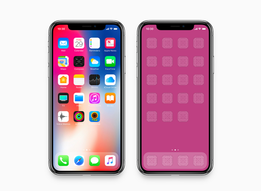 42 Best iPhone X, iPhone XS(Max) Mockups for Free Download.