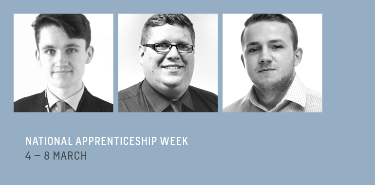 Sweco Supports National Apprenticeship Week 2019.