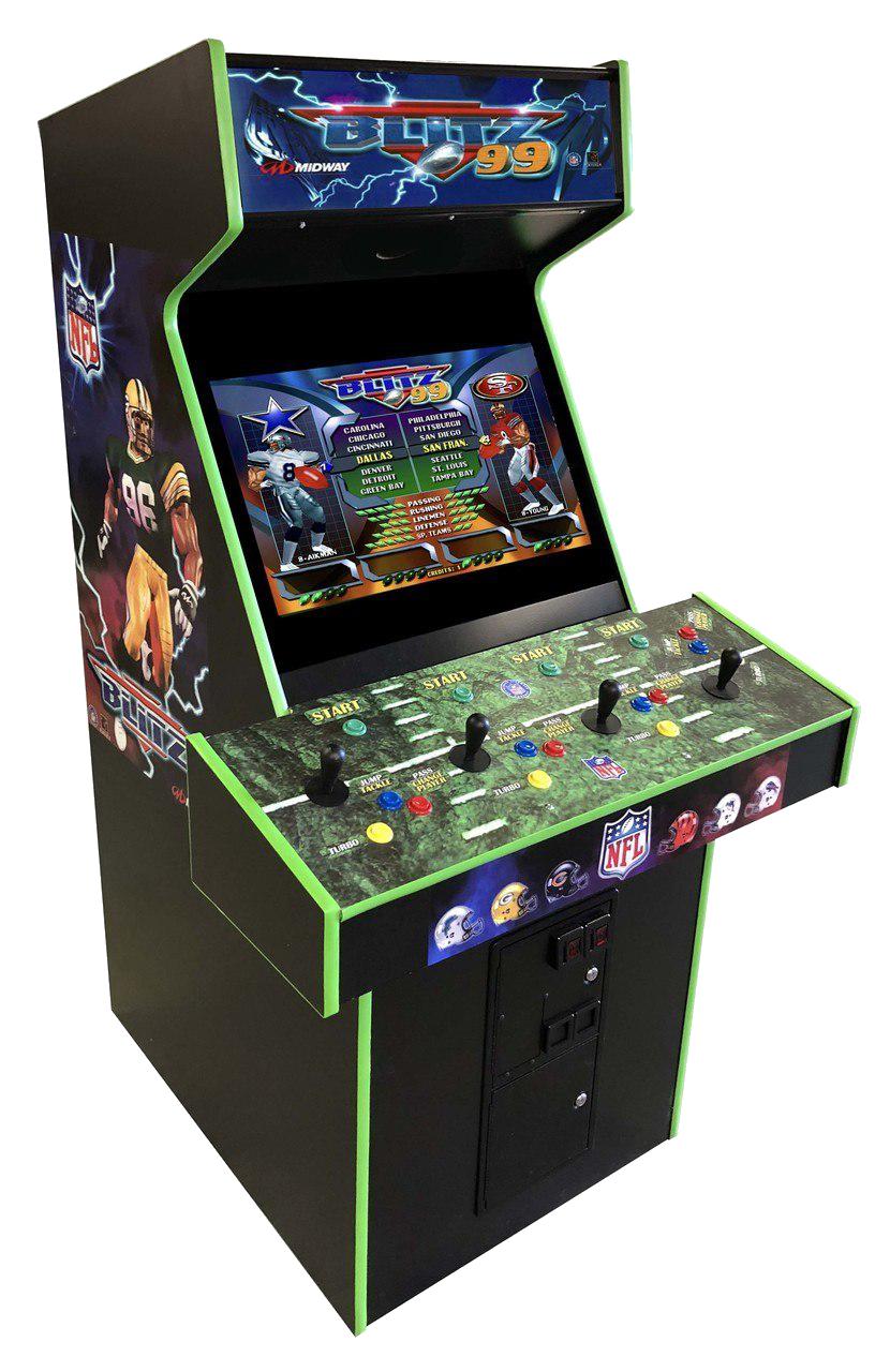 Arcade Machine PNG Transparent Images.