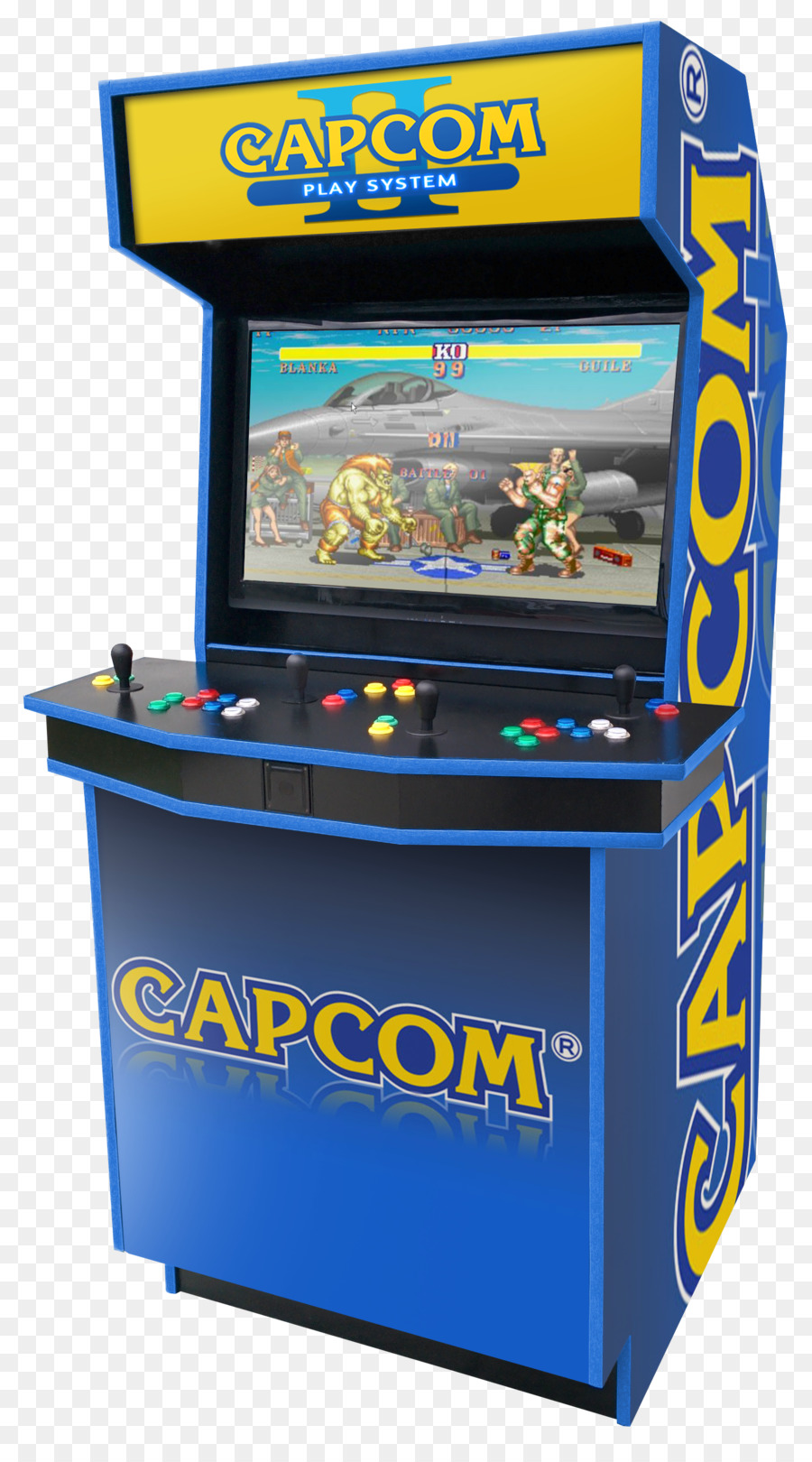 Arcade Cabinet Technology png download.