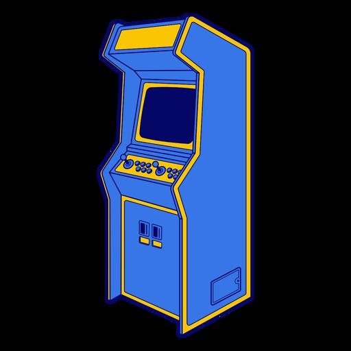 Arcade gaming machine.