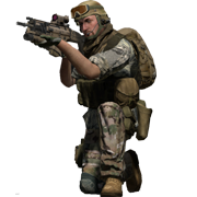 US Army Soldiers Are Armed Mainly By The #72260.