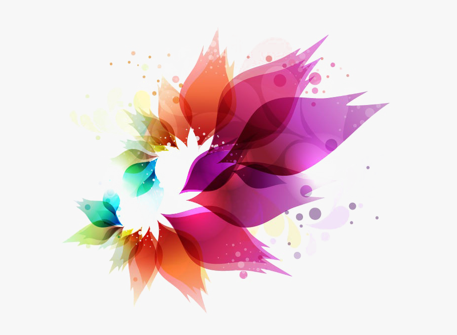 Download Abstract Colors Png Clipart For Designing.