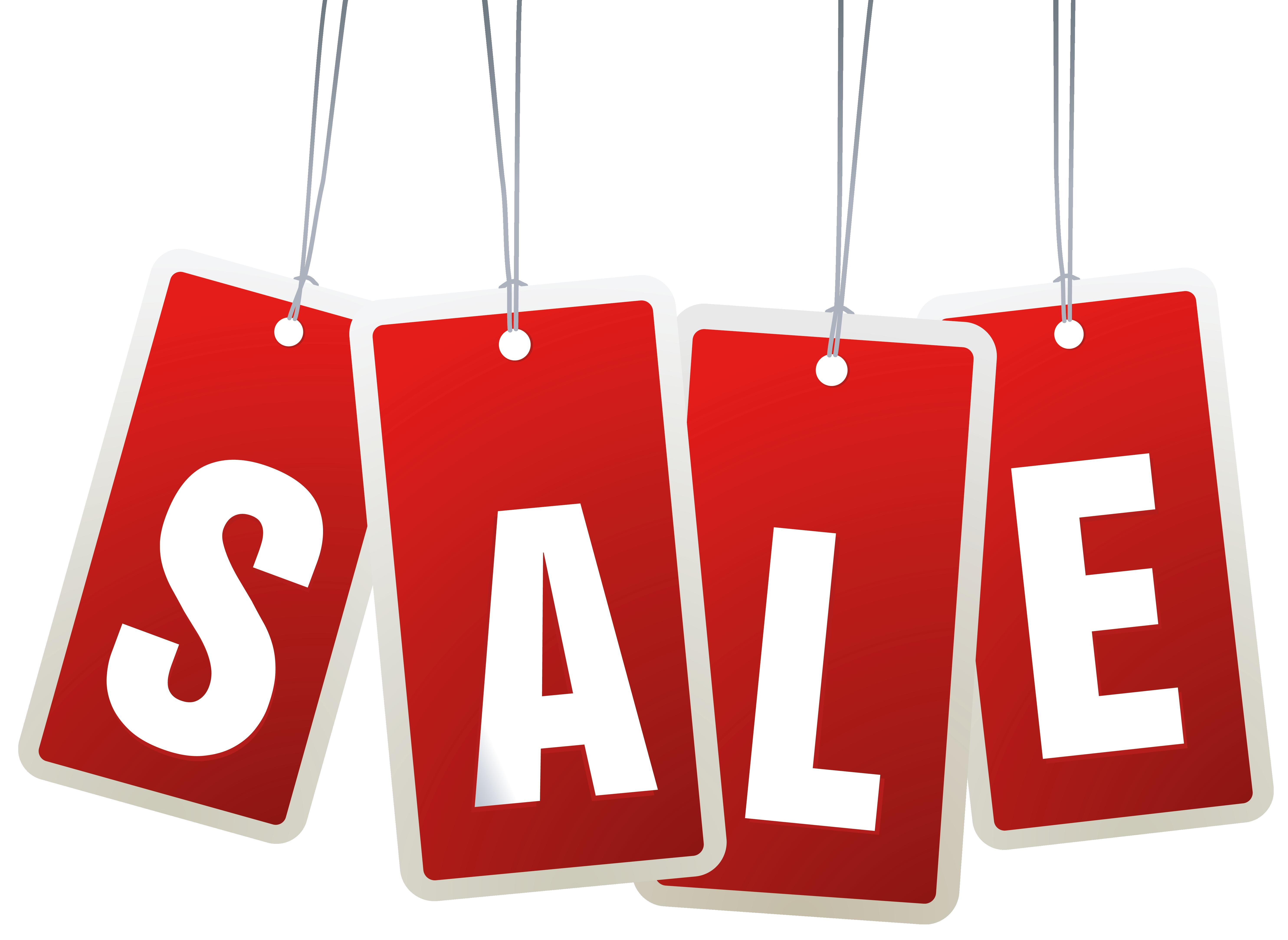 Sale Labels PNG Clipart Image.