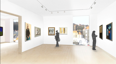 Art gallery png 1 » PNG Image.