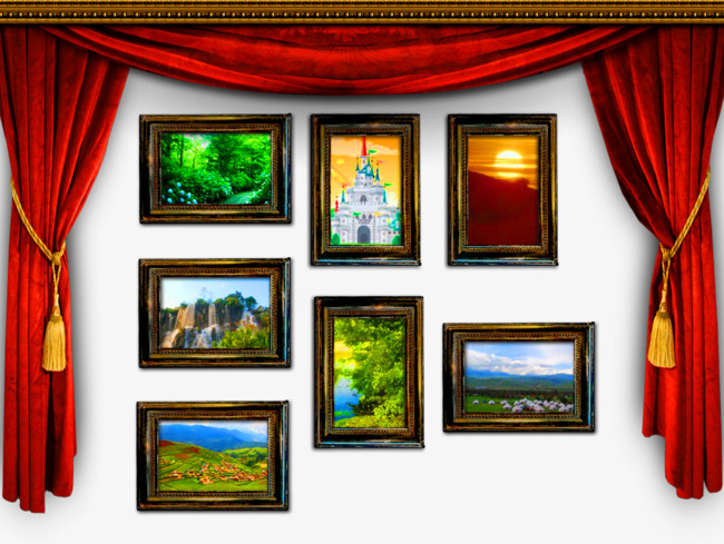 Art Gallery Png & Free Art Gallery.png Transparent Images.