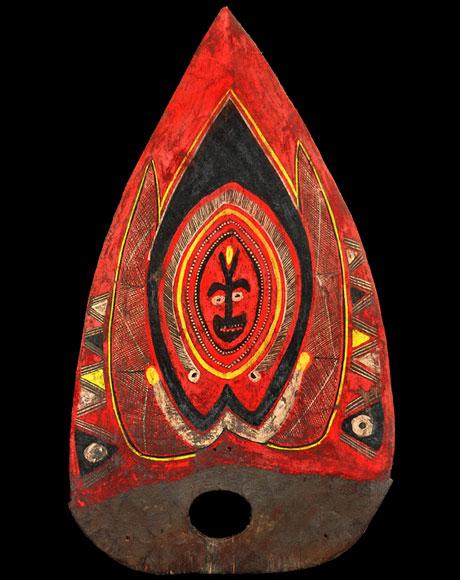 Papua new guinea artifacts.