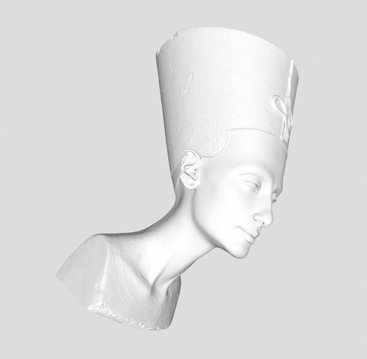 Free 3D Models and Scans of 3D Printed Art and Artifacts.