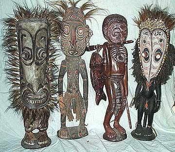 """ARTIFACTS LOSING SIGNIFICANCE"""" « PAPUA NEW GUINEA ARTIFACTS."""