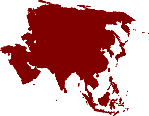 continent asian.