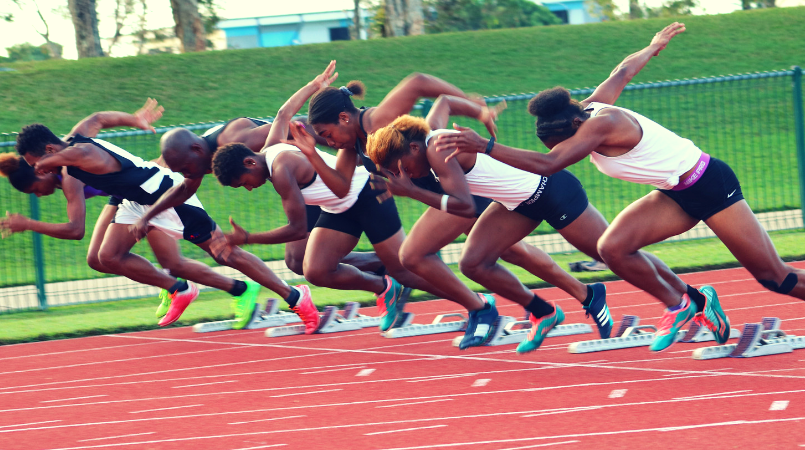 PNG athletes set to hit tracks today.