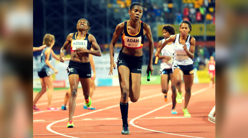 PNG athletes in impressive form.