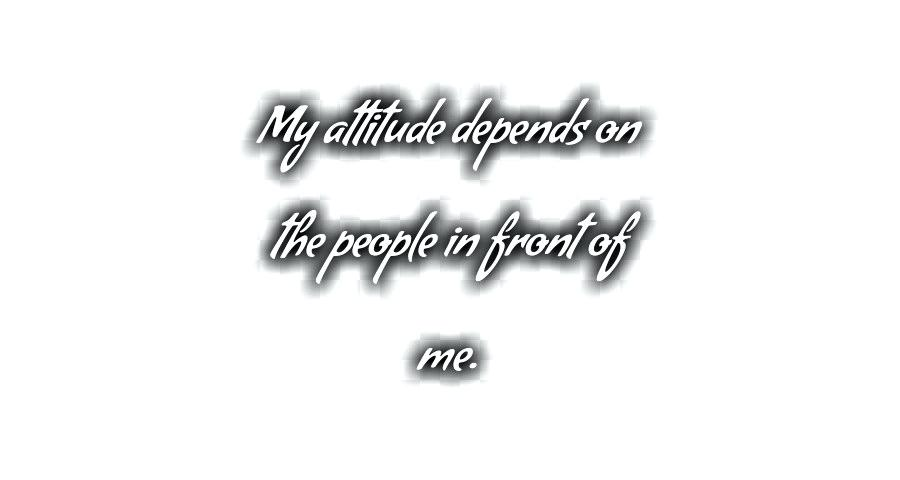 attitude quotes png for picsart.