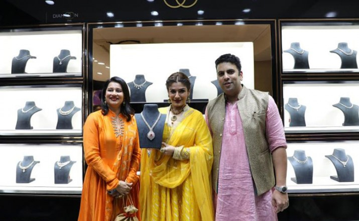 PNG Jewellers launches its first franchise store in Aundh.