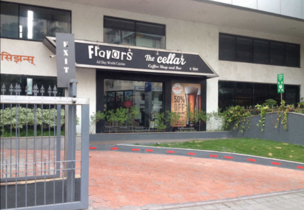 FLAVOURS, AUNDH, PUNE.