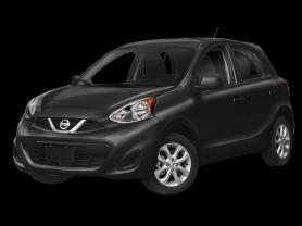 New 2019 Nissan Micra SV Auto.