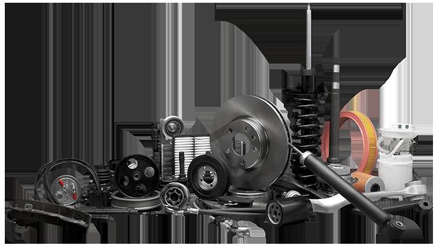 Mega Auto Parts.