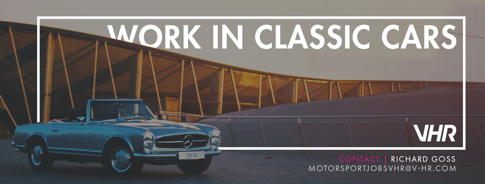 Classic Car Jobs: Work in the Classic Cars Industry.