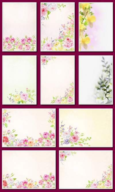 22 free png flower backgrounds free download.