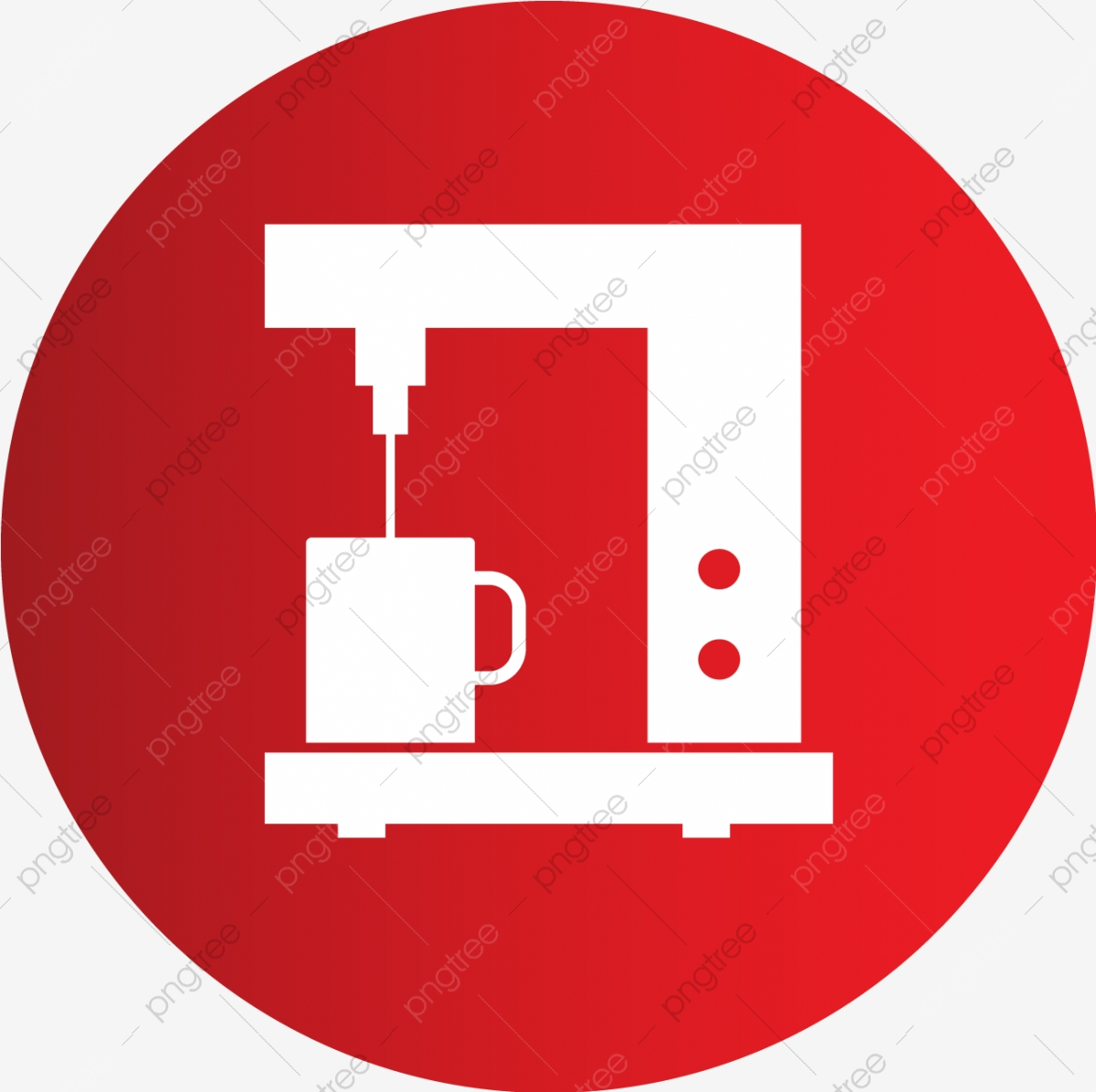 Vector Coffee Maker Icon, Coffee Maker Icon, Coffee, Drink.