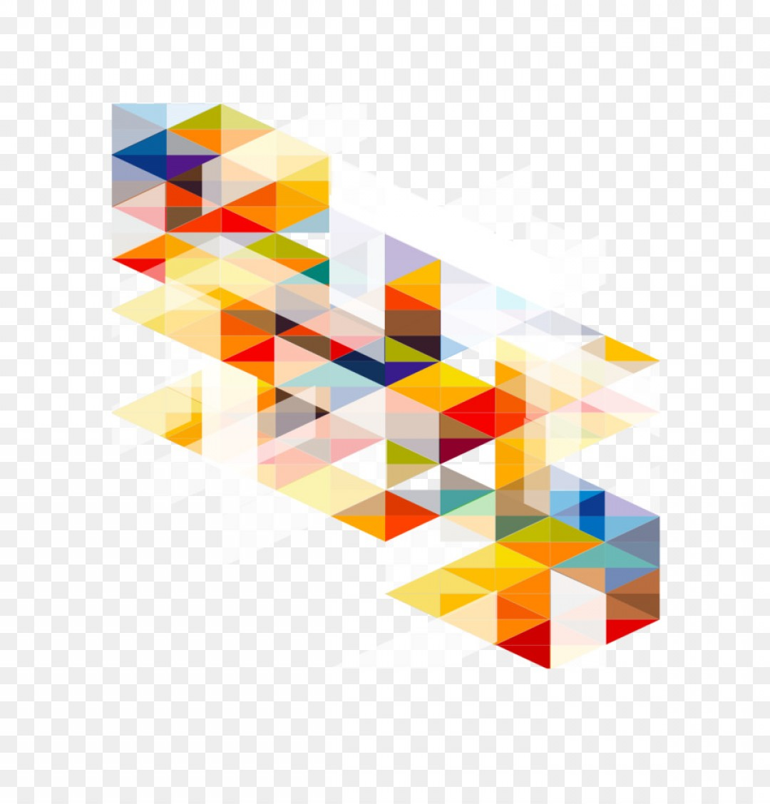 Png Adobe Illustrator Template Colorful Geometric Fash.
