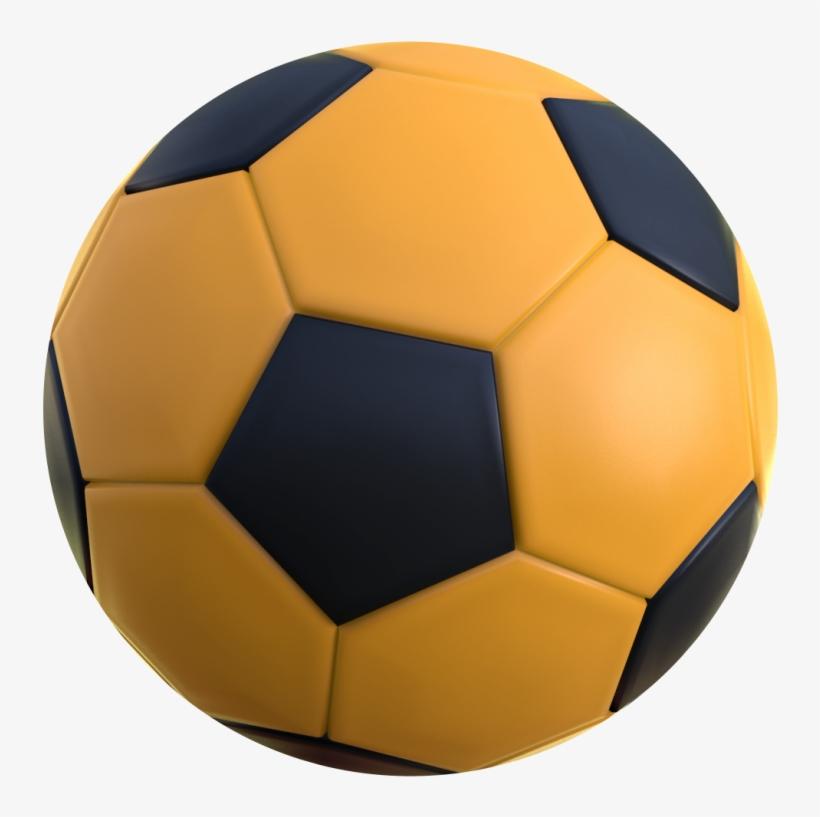 3d Soccer Ball [png.