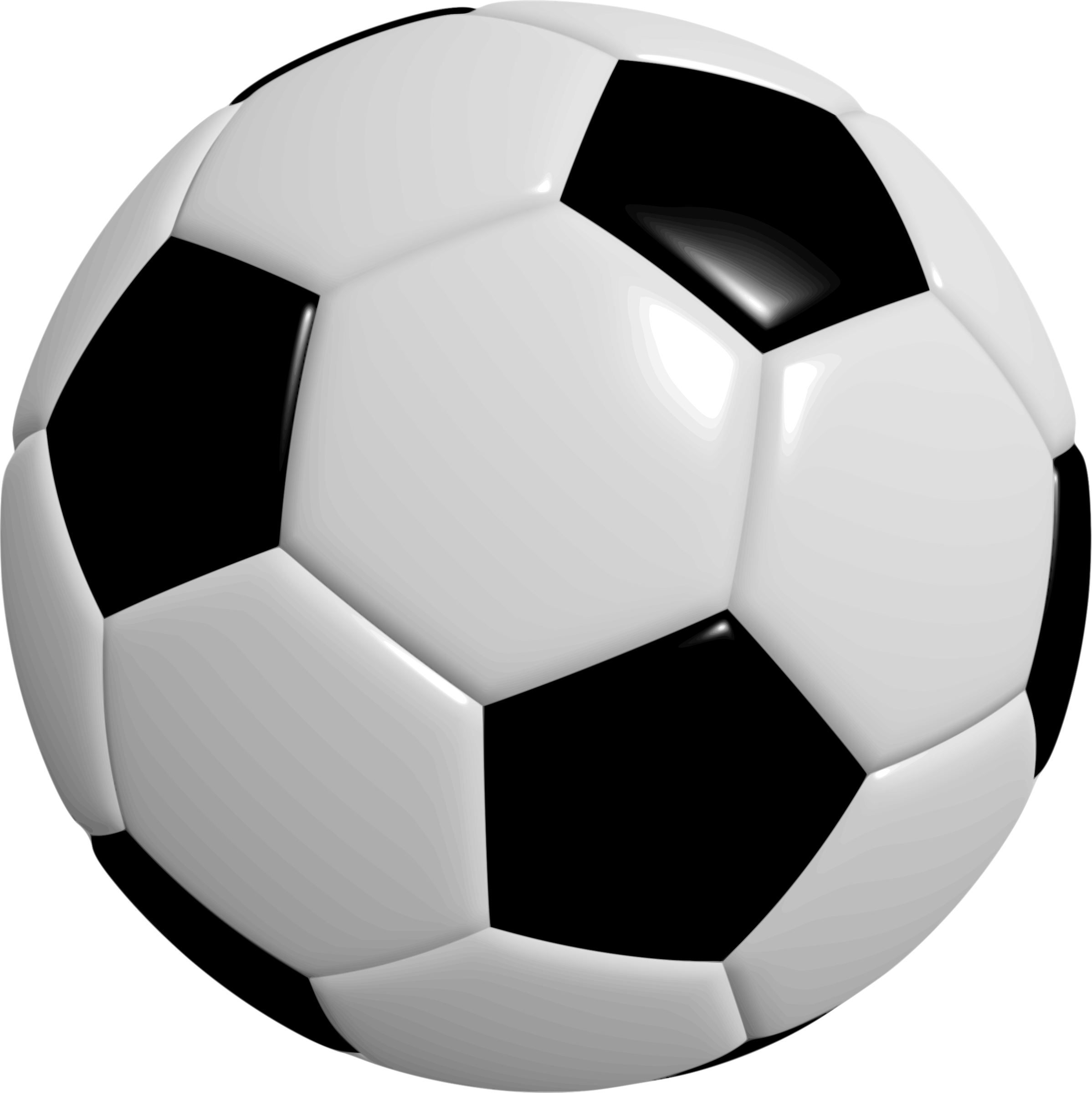Soccer Ball PNG Picture #26378.