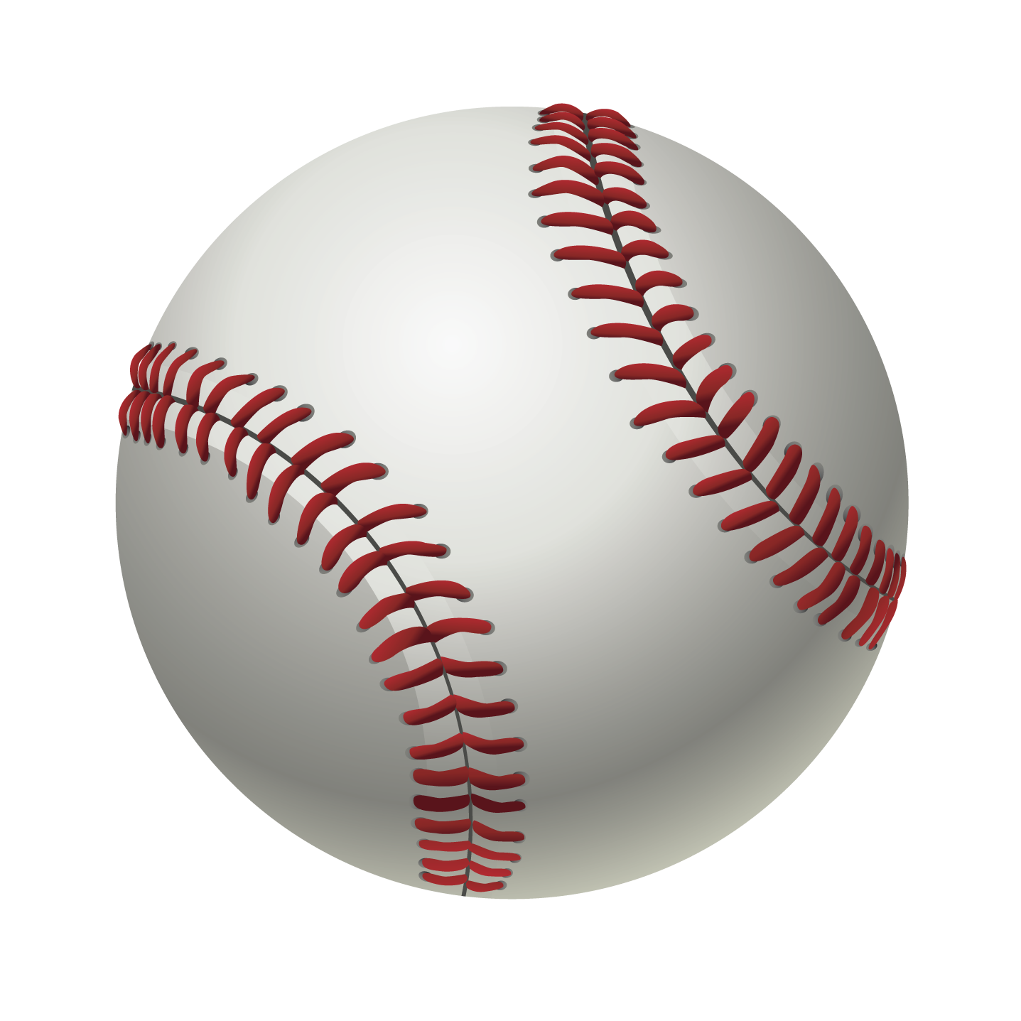 Shape Baseball PNG.