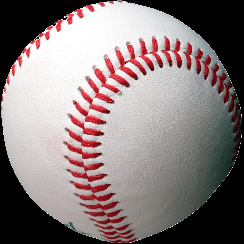 Baseball Ball transparent PNG.