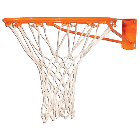 Basketball Hoop Side View transparent PNG.