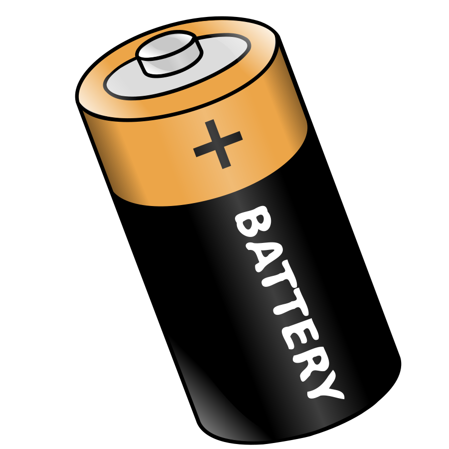Battery PNG images.
