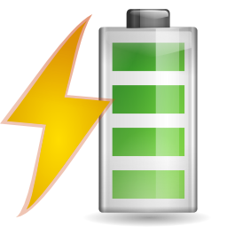 Battery Charging PNG Transparent Images.