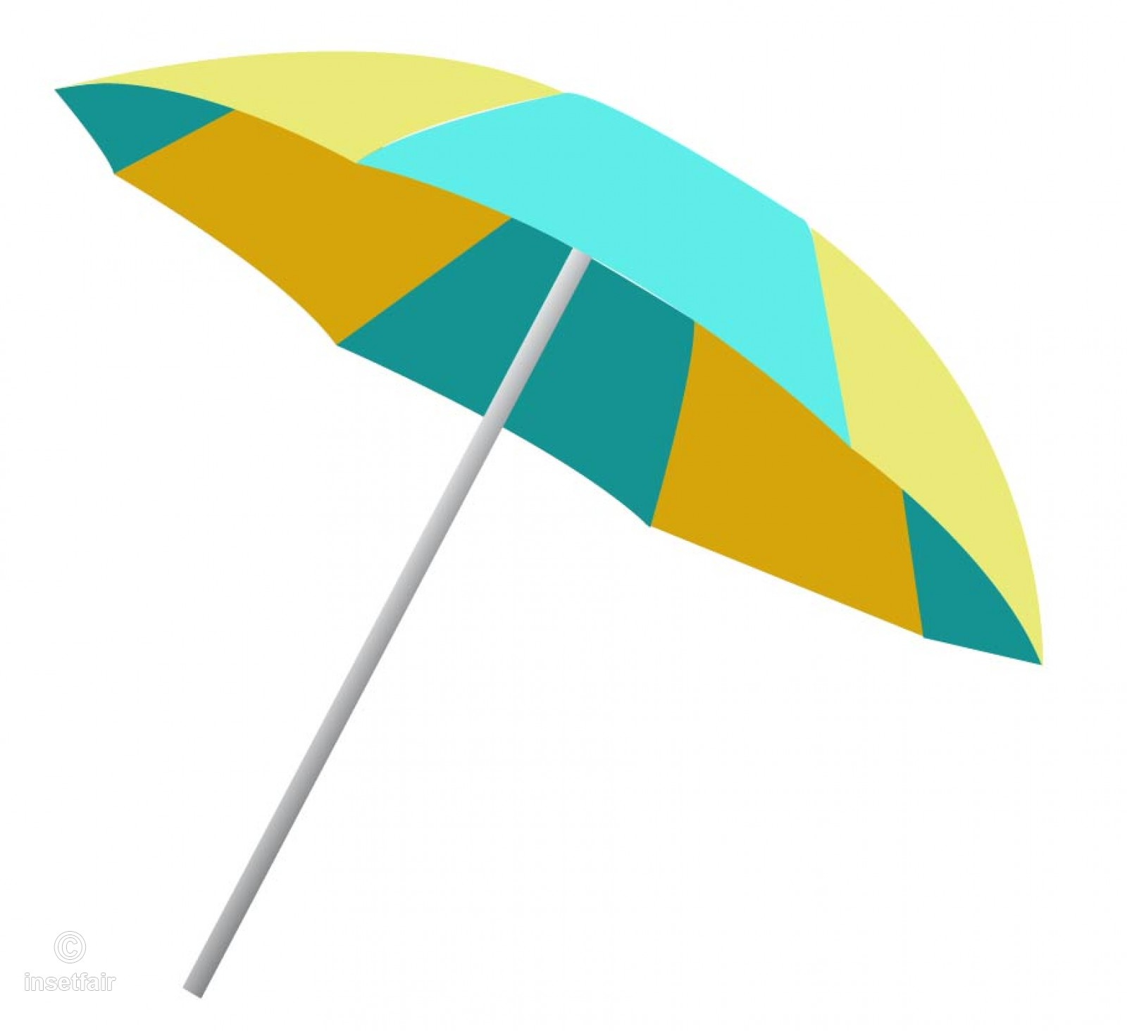 Beach umbrella stock vector image free png downloads.