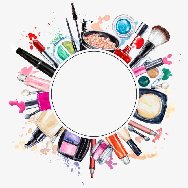 Creative Makeup Tools, Makeup Clipart, T #160718.